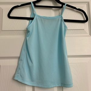 **Free w/purchased Faded Glory Blue Tank